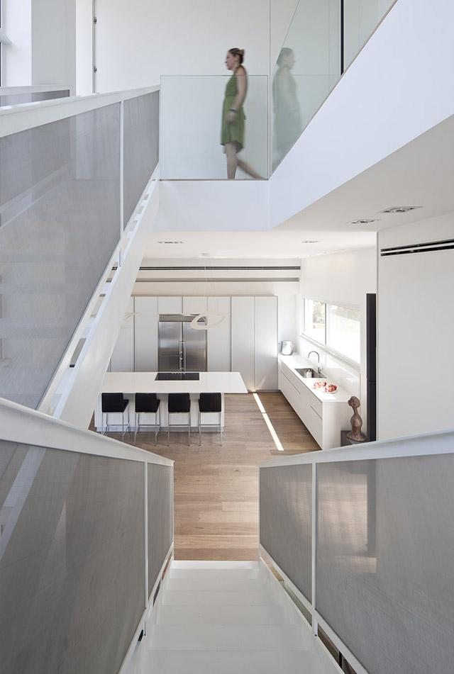 L shape house 11